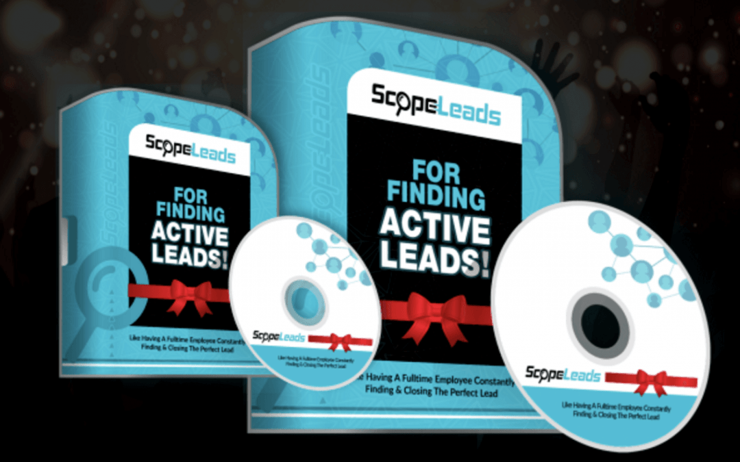 scopeleads lead generation software