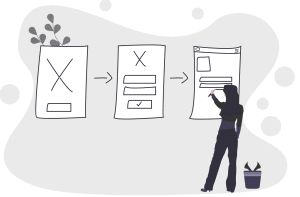 Customer Journey UX Mapping