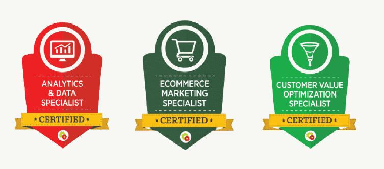 digital marketing certification badges SP